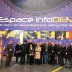 Visite technique au CEA Marcoule : L'Assainissement et le Démantèlement