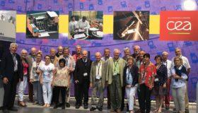 14 JUIN 2018 : Marcoule a accueilli les membres du CA de l'ARCEA