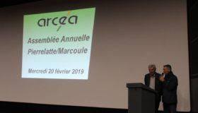 Compte-rendu et photos de l'AGO 2019 de l'ARGCEA Pierrelatte-Marcoule