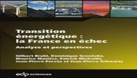 Parution livre SFEN & ARCEA/GAENA sur la Transition énergétique
