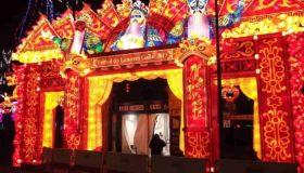 Festival Lanternes de Gaillac : d'une beauté éblouissante !